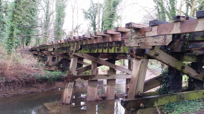 Timber Railway Viduct